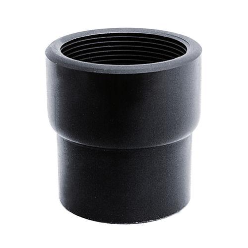 reducing bushing / threaded / PVC