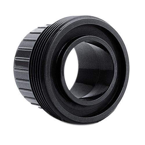 screw-in fitting / hydraulic / hygienic