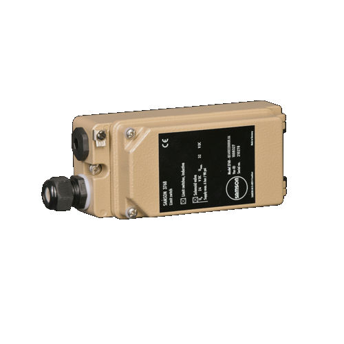 magnetic limit switch / for valve actuators / safety / stainless steel