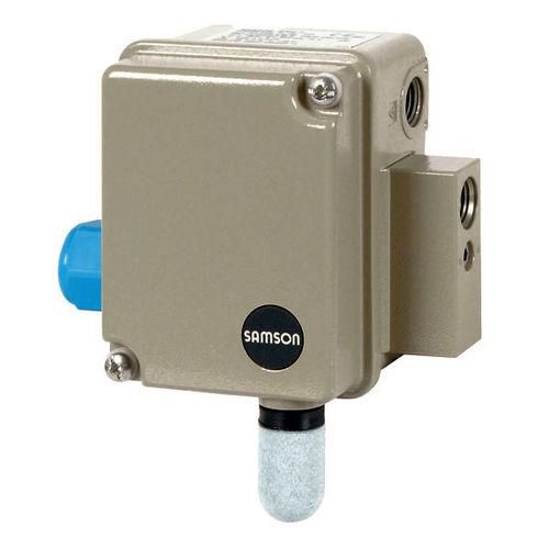 3/2-way solenoid valve / air / IP65 / IP54