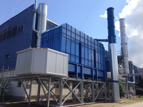 thermal oxidizer - Tecam Group