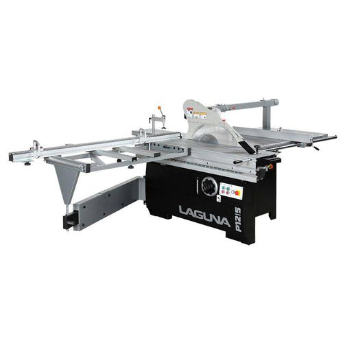 sliding table saw / panel / wood / horizontal