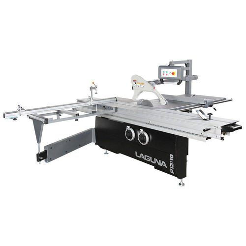 sliding table saw / panel / for steel / automatic