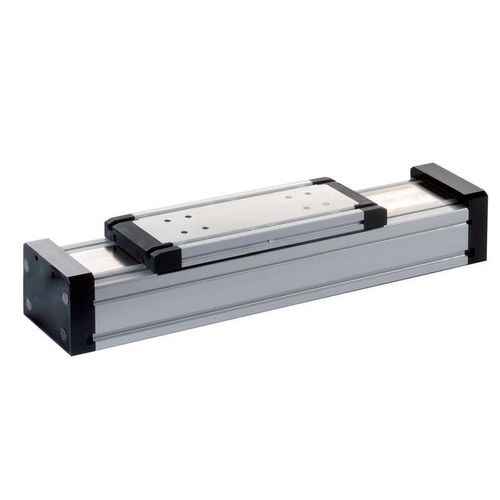 Roller linear guide / for heavy-duty loads / aluminum / profiled guideway RK DuoLine R RK Rose+Krieger GmbH