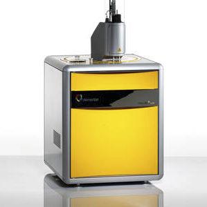 nitrogen analyzer / trace / benchtop / automatic