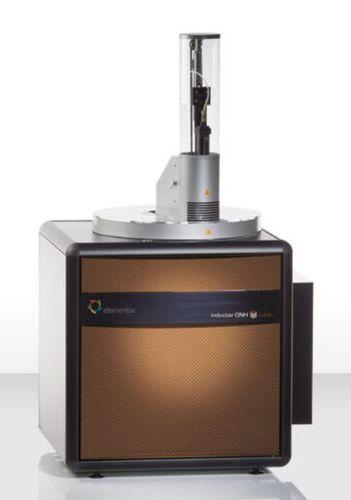 nitrogen analyzer / oxygen / hydrogen / elemental
