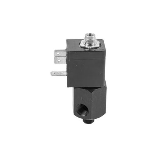 pilot-operated solenoid valve / 3/2-way / NC / NO