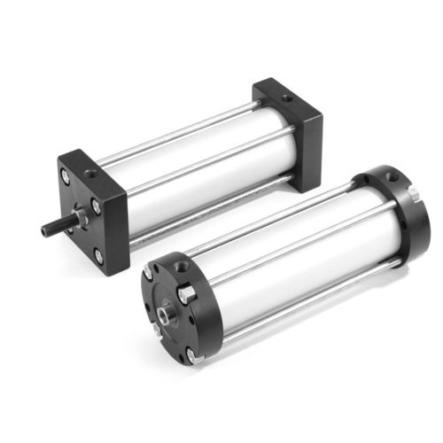 pneumatic cylinder / hydraulic / double-acting / long-stroke