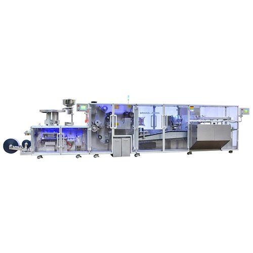 blister packing machine / for bulk materials