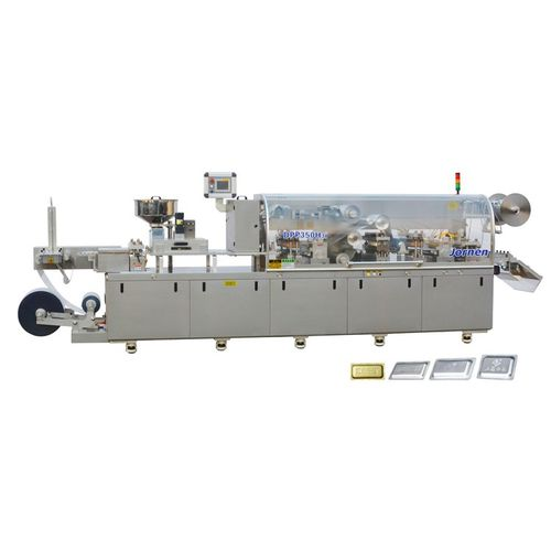 Automatic packaging machine / blister / for cardboard boxes DPP260H3 Jornen Machinery Co., Ltd.