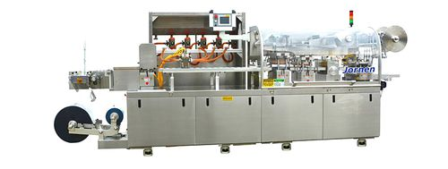 Roll-fed thermoforming machine / for packaging / for food packaging / automatic DPP260 Jornen Machinery Co., Ltd.