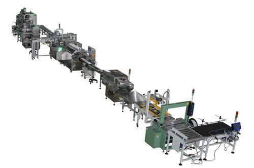 Blister packaging machine / tablet Jornen Machinery Co., Ltd.