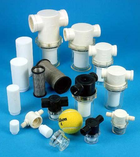 Vacuum filter / air / for vacuum / in-line 70 - 140 µm | FLTP series ANVER Vacuum System Specialists