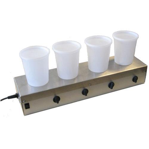 magnetic laboratory agitator / variable-speed