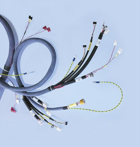 hybrid electrical cable / custom / composite / for automation