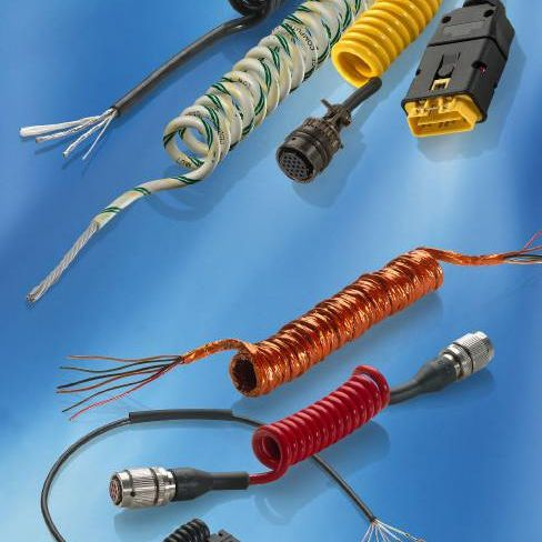 data electrical cable / insulated / oil-resistant / armored