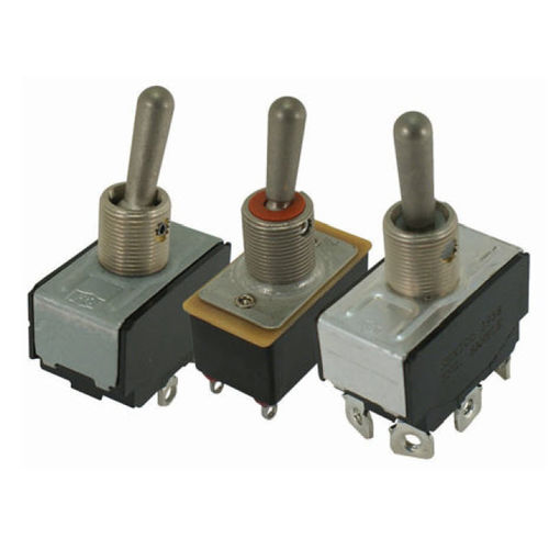 lever switch / 2-pole / single-pole / enclosed