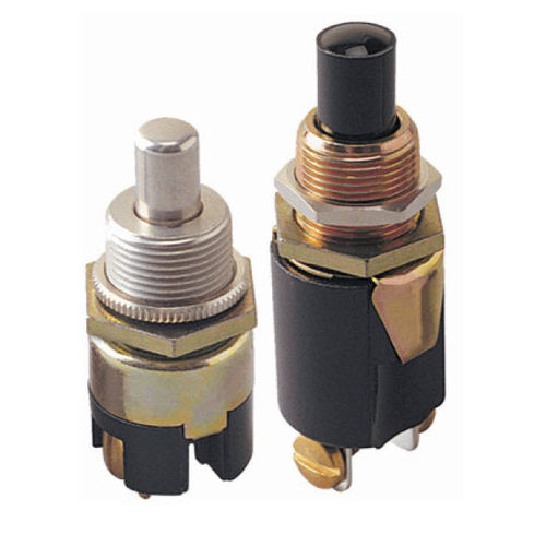 toggle push-button switch / single-pole / electromechanical / standard