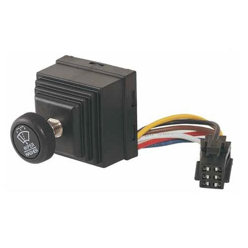 rotary switch / multipole / control / electromechanical