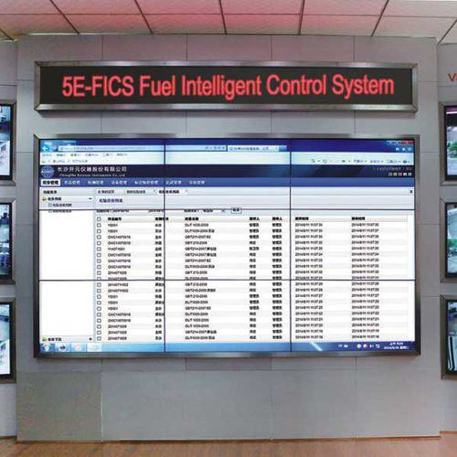Fuel control system / monitoring / online 5E-FICS CKIC / Changsha Kaiyuan Instruments Co., Ltd