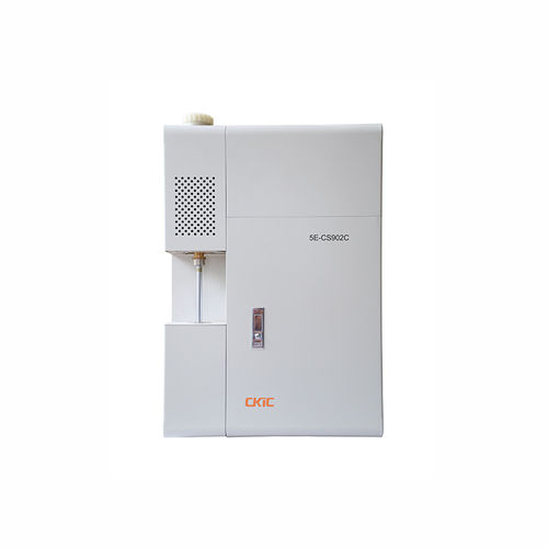 Carbon analyzer / sulfur / iron / metal 5E-CS902C |25-30s |15-35℃ |inorganic material CKIC / Changsha Kaiyuan Instruments Co., Ltd