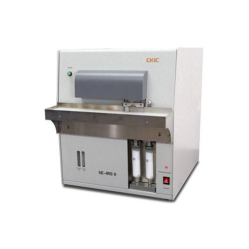 Sulfur analyzer / coal / flue gas / infrared absorption 5E-IRSII |CE |ASTM D1552 |ASTM D4239 |0.001%  CKIC / Changsha Kaiyuan Instruments Co., Ltd