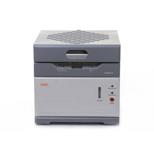 Coal analyzer / for ashes / benchtop / automatic 5E-MACIV |CE |ASTM D3175/D7582 |19 samples  CKIC / Changsha Kaiyuan Instruments Co., Ltd