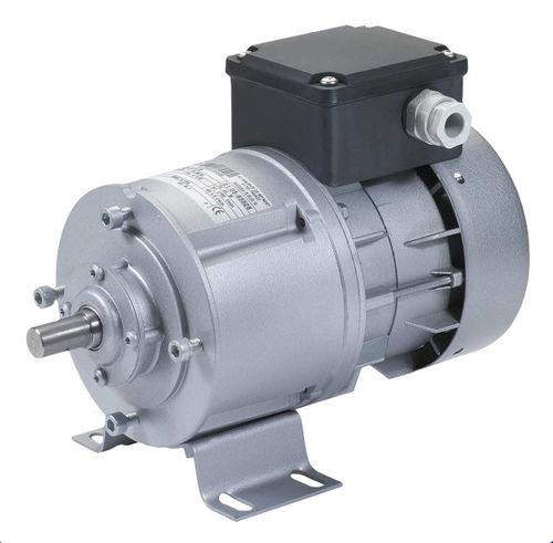 AC electric gearmotor / coaxial / spur