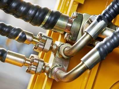 hydraulic oil / synthetic / anti-corrosion / high-viscosity
