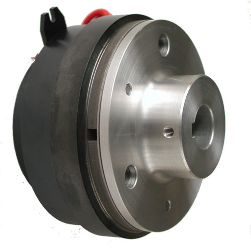 friction clutch / disc / electromagnetic / with bearings