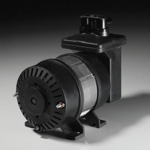 diaphragm vacuum pump / oil-free / single-stage / compact