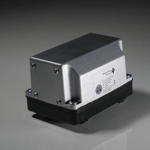 diaphragm vacuum pump / oil-free / single-stage / compact