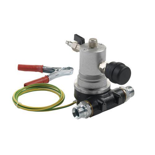 gasoline pump / pneumatic / self-priming / rotary vane