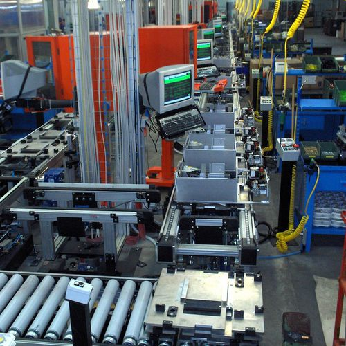 Automatic assembly line / handling / multipurpose Cassioli