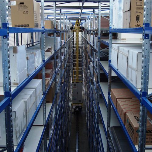 furniture automatic warehouse / vertical / box / pallet