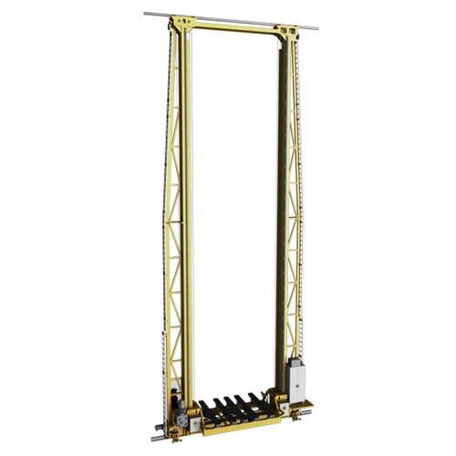 storage system stacker crane