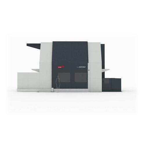 CNC lathe / vertical / 3-axis / rigid Dörries Contumat - VC  Starrag