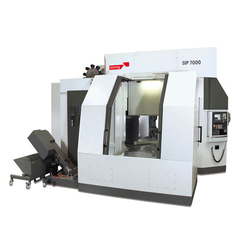 6-axis machining center / vertical / high-precision