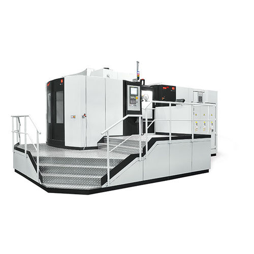 5-axis machining center / 4-axis / horizontal / high-precision SIP SPC series Starrag