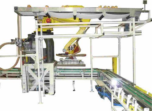 Robotic depanner / sandwich bread A005 TECAUMA