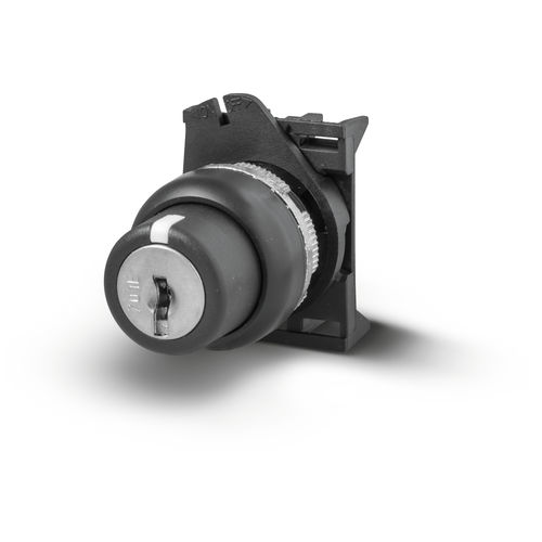rotary switch / key lock / multipole / IP65