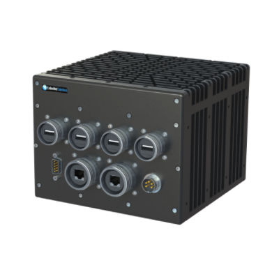 compact PC chassis / 5 slots / industrial / rugged