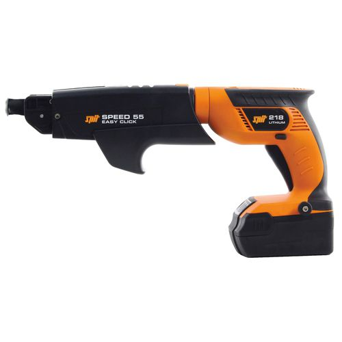 cordless electric screwdriver / pistol / battery-powered