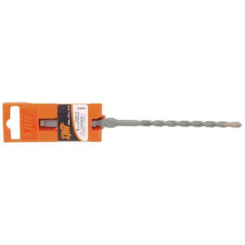 solid drill bit / multi-purpose / for hammer drills