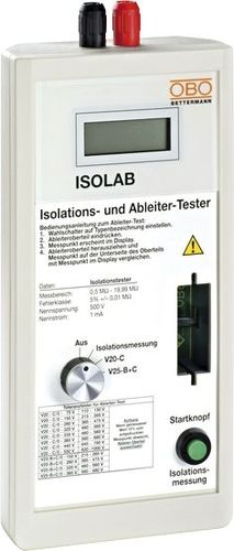 Tester / surge protection device Isolab series  OBO Bettermann