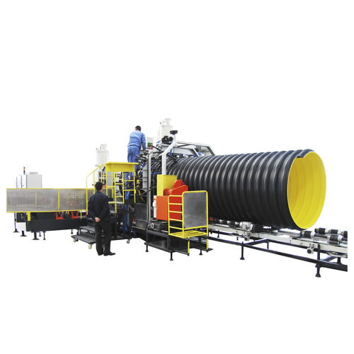 tube extrusion line - Sichuan Goldstone Orient New Material Equipment Co , Ltd