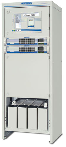 AC/DC power supply / regulated / rack-mount / modular