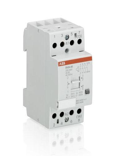 motor contactor / electromagnetic / AC / modular