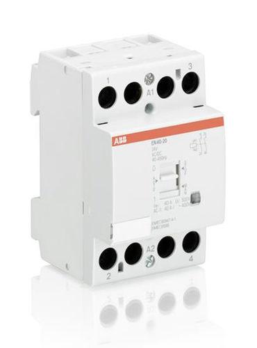 lighting contactor / motor / electromagnetic / AC
