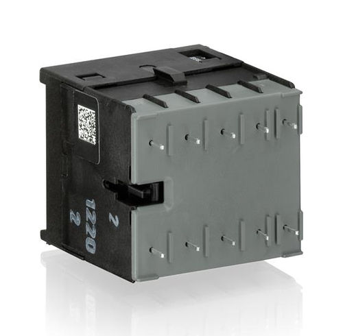 power contactor / electromagnetic / 4-pole / 3-pole